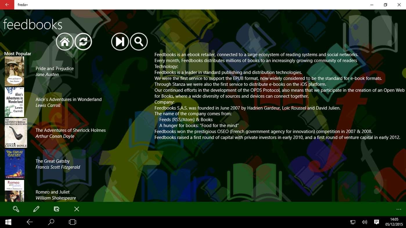 epub reader per windows 10