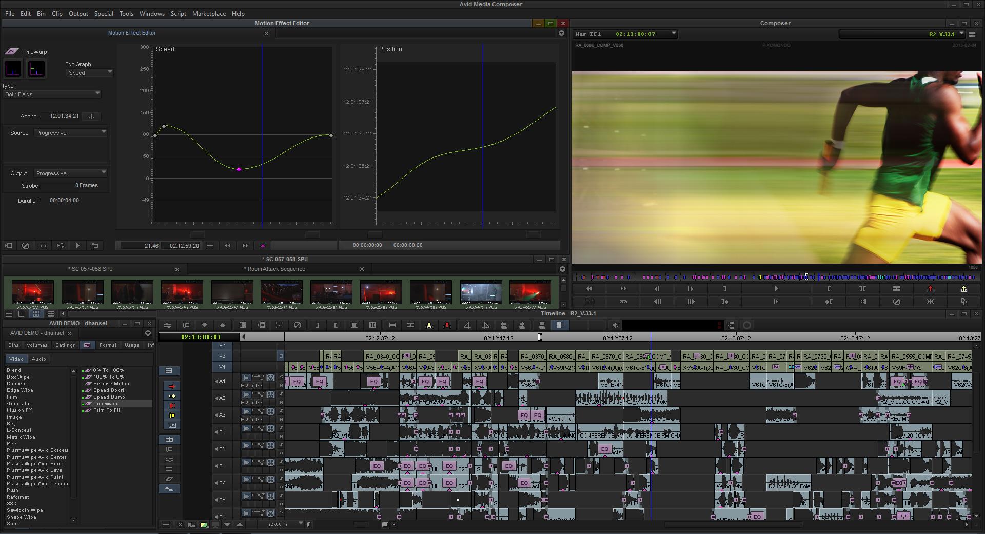 avid media composer 3