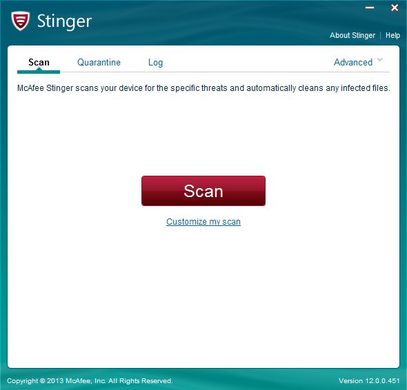 McAfee Stinger Free - Accurate Reviews