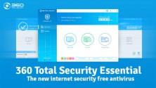 360 Total Security Essential