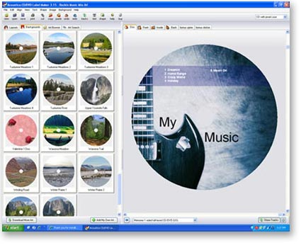 Image result for cd cover creator