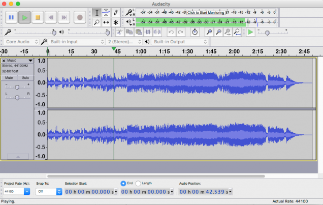 How to export MP3 audio files with Audacity | Accurate Reviews