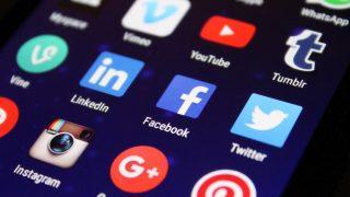proteggere account social