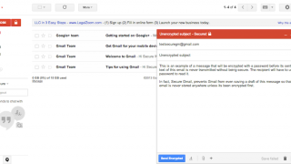 protecting gmail