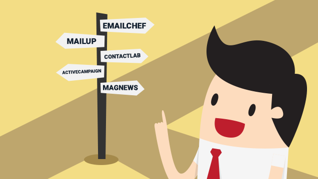 Le migliori alternative a Mailchimp